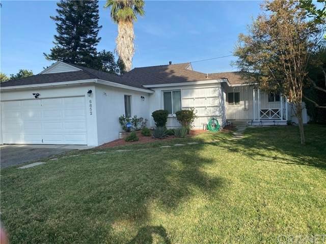 6852 Comanche Avenue, Winnetka, CA 91306 (#SR21219076) :: Powell Fine Homes Group, Inc.