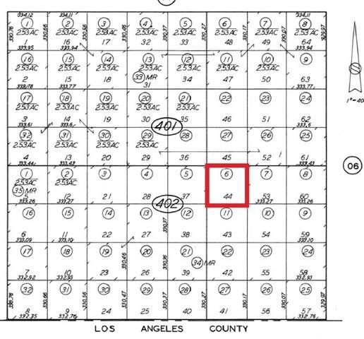 0 267th St W North Of Avenue A, Rosamond, CA 93560 (#SR21219738) :: Vida Ash Properties | Compass