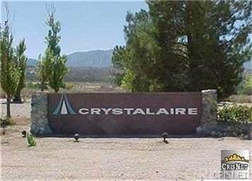 0 Crystalaire Drive, Llano, CA 93544 (#SR21217682) :: Vida Ash Properties | Compass