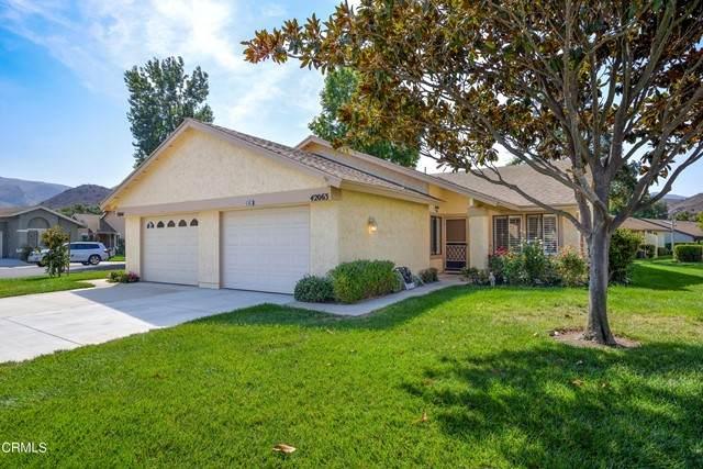 42063 Village 42, Camarillo, CA 93012 (#V1-8724) :: The Parsons Team