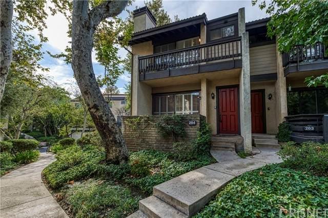 21900 Marylee Street #284, Woodland Hills, CA 91367 (#SR21220274) :: Randy Plaice and Associates