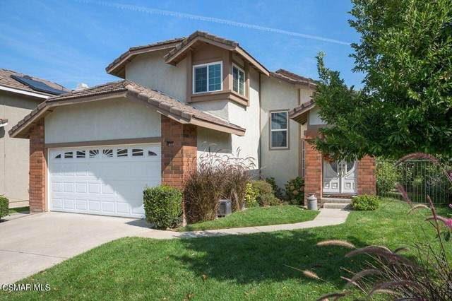 308 Golden Park Place, Simi Valley, CA 93065 (#221005399) :: The Bobnes Group Real Estate