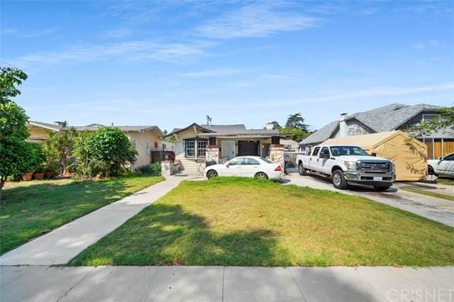 4915 4th Avenue, Los Angeles, CA 90043 (#SR21217577) :: Vida Ash Properties | Compass
