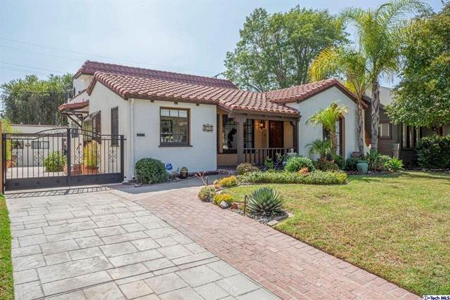 820 Patterson Avenue, Glendale, CA 91202 (#320007920) :: The Bobnes Group Real Estate