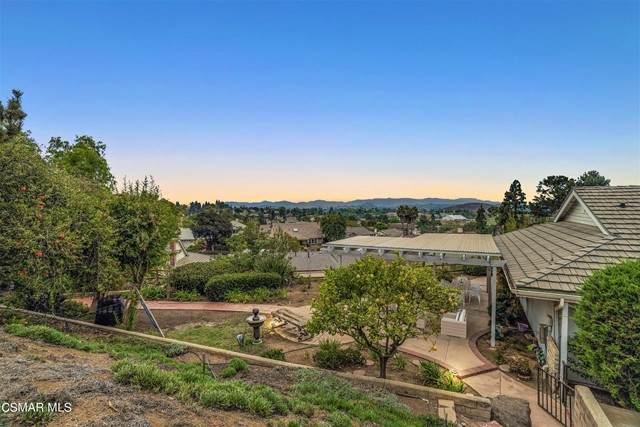 3952 Bucklin Place, Thousand Oaks, CA 91360 (#221005414) :: Vida Ash Properties | Compass