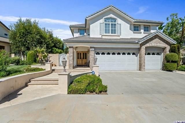 20219 Wynfreed Lane, Porter Ranch, CA 91326 (#320007926) :: Vida Ash Properties | Compass
