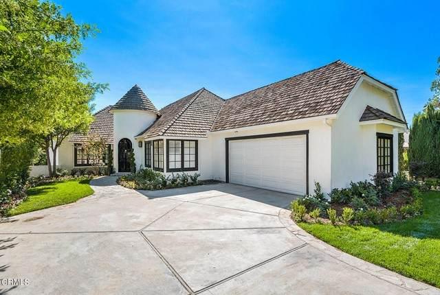 892 Huntington Garden Drive, Pasadena, CA 91108 (#P1-6964) :: The Parsons Team