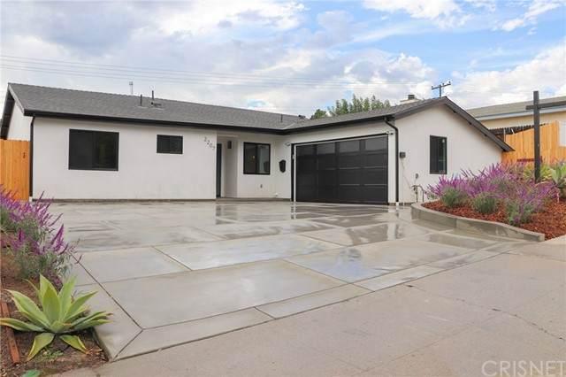 2207 Sunridge Drive, Ventura, CA 93003 (#SR21221764) :: The Bobnes Group Real Estate