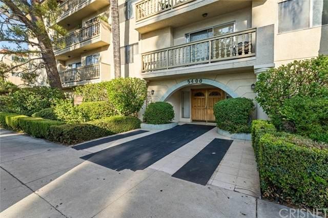 5400 Lindley Avenue #211, Encino, CA 91316 (#SR21222200) :: The Bobnes Group Real Estate
