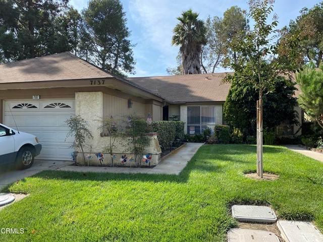 7137 Village 7, Camarillo, CA 93012 (#V1-8770) :: The Parsons Team