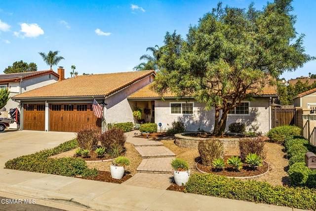 521 Corte Aguacate, Camarillo, CA 93010 (#221005446) :: The Bobnes Group Real Estate