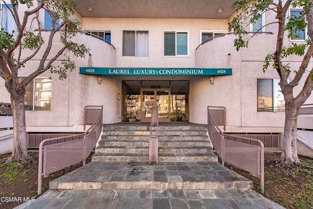 6828 Laurel Canyon Boulevard #109, North Hollywood, CA 91605 (#221005450) :: The Bobnes Group Real Estate