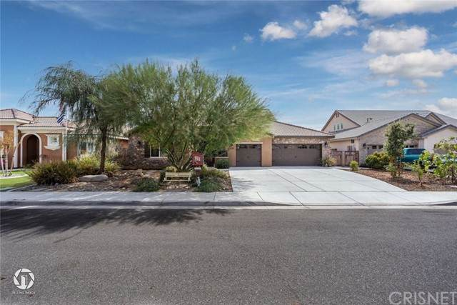 14837 Blue Stream Avenue, Bakersfield, CA 93314 (#SR21222906) :: The Bobnes Group Real Estate