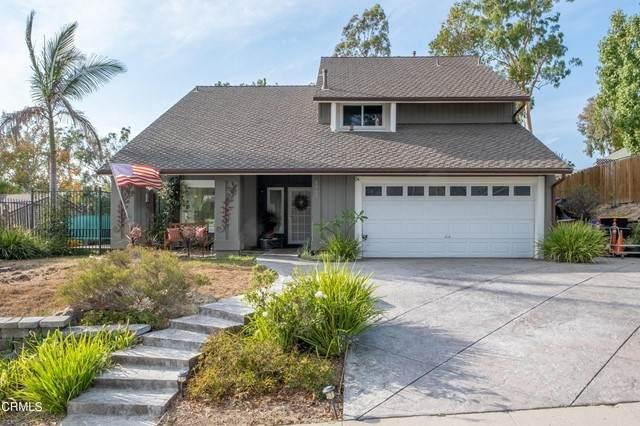 5363 Maple View Circle, Camarillo, CA 93012 (#V1-8790) :: The Bobnes Group Real Estate
