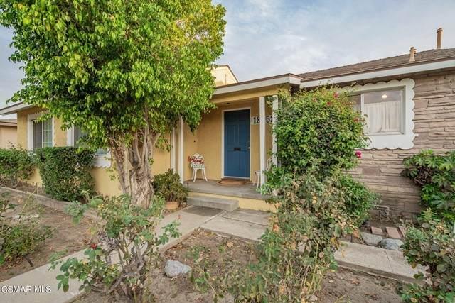 18952 Victory Boulevard, Tarzana, CA 91335 (#221005470) :: Vida Ash Properties | Compass