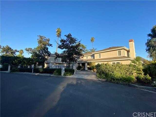 4204 Toluca Road, Toluca Lake, CA 91602 (#SR21222381) :: Berkshire Hathaway HomeServices California Properties