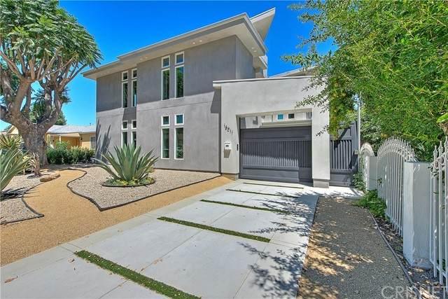 18011 Rosita Street, Encino, CA 91316 (#SR21223259) :: Compass