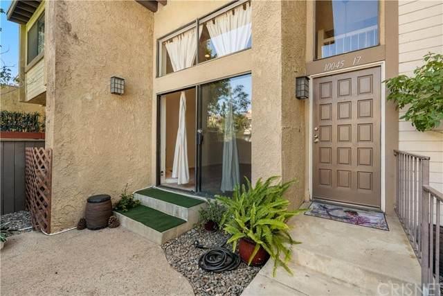 10045 Topanga Canyon Boulevard #17, Chatsworth, CA 91311 (#SR21223579) :: Lydia Gable Realty Group