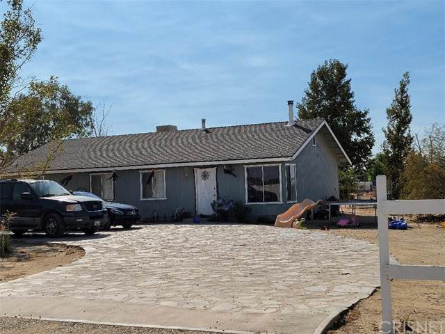 36515 86th Street E, Littlerock, CA 93543 (#SR21223641) :: Vida Ash Properties | Compass