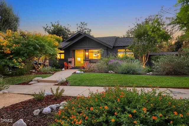 805 Stratford Avenue, South Pasadena, CA 91030 (#P1-7005) :: The Parsons Team