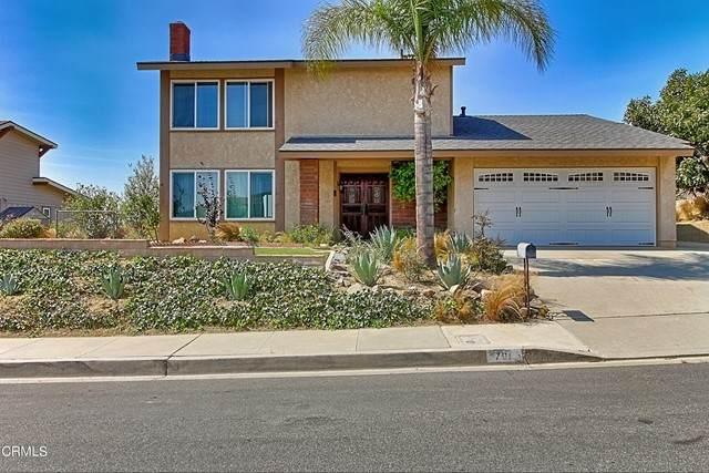 701 Skyline Road, Ventura, CA 93003 (#V1-8803) :: Vida Ash Properties | Compass