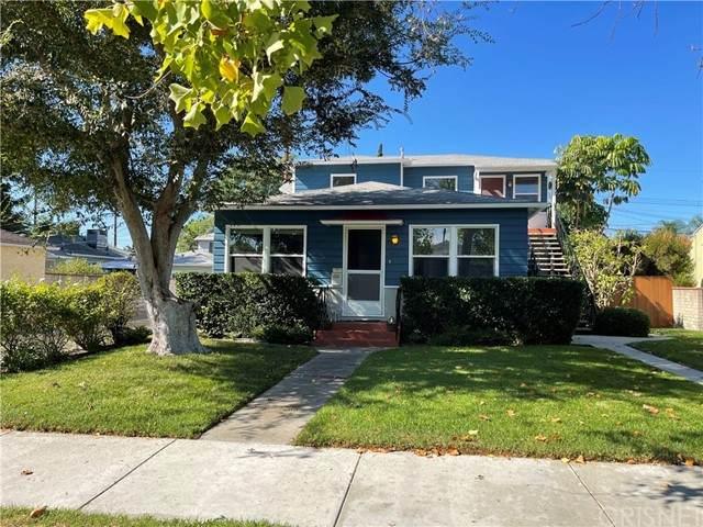 1211 N Kenwood Street, Burbank, CA 91505 (#SR21221197) :: The Bobnes Group Real Estate
