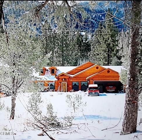 16612 Mil Potrero Highway, Pine Mountain Club, CA 93222 (#V1-8805) :: The Bobnes Group Real Estate