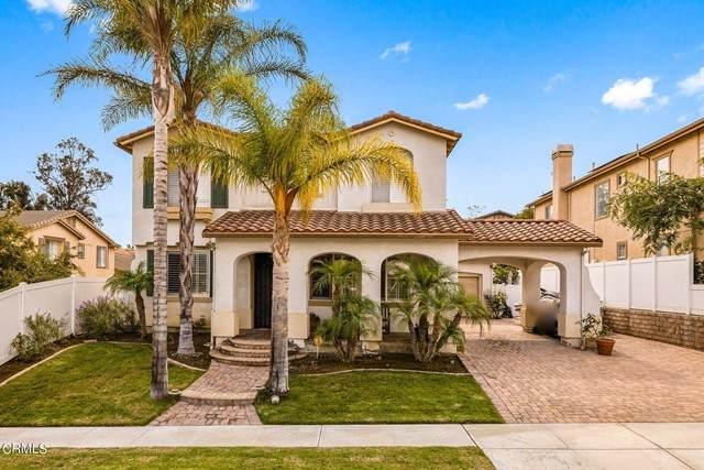 1693 Red Rock Avenue, Ventura, CA 93004 (#V1-8806) :: The Bobnes Group Real Estate