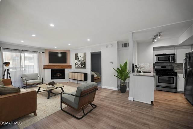 5515 Canoga Avenue #130, Woodland Hills, CA 91367 (#221005492) :: The Bobnes Group Real Estate