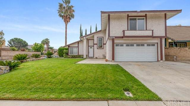20526 Calhaven Drive, Saugus, CA 91390 (#SR21220086) :: The Bobnes Group Real Estate