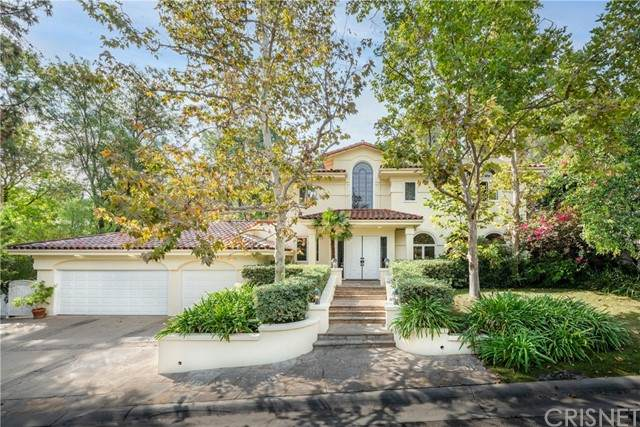 4475 Woodley Avenue, Encino, CA 91436 (#SR21223697) :: Lydia Gable Realty Group