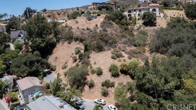 0 St Andrews Drive, Glendale, CA 91206 (#SR21223985) :: The Bobnes Group Real Estate