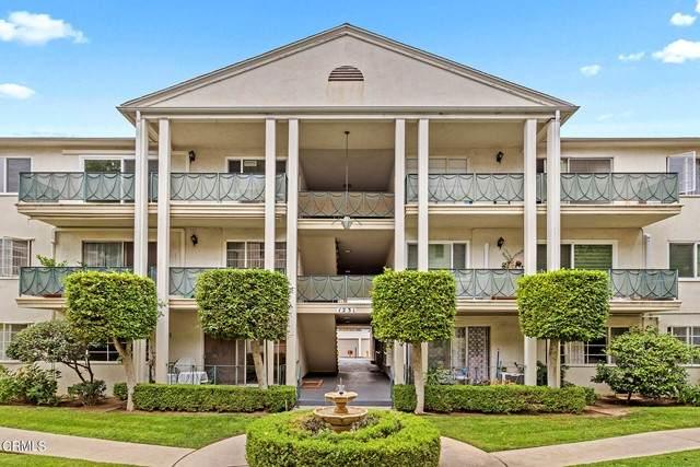 1231 N Columbus Avenue 3B, Glendale, CA 91202 (#P1-7024) :: The Bobnes Group Real Estate