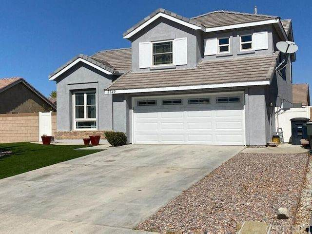 3349 Firebush Avenue, Rosamond, CA 93560 (#SR21224810) :: Berkshire Hathaway HomeServices California Properties