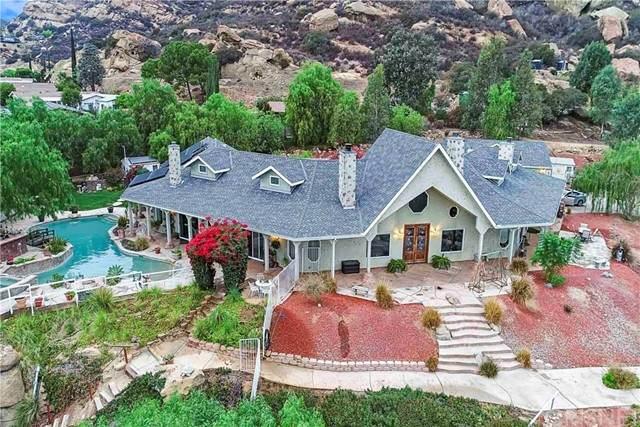 100 Mesa Road, West Hills, CA 91304 (#SR21220956) :: Powell Fine Homes Group, Inc.