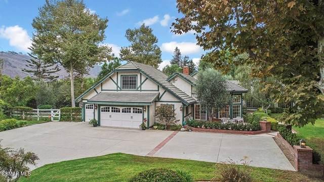 11908 Pradera Road, Santa Rosa, CA 93012 (#221005515) :: Powell Fine Homes Group, Inc.