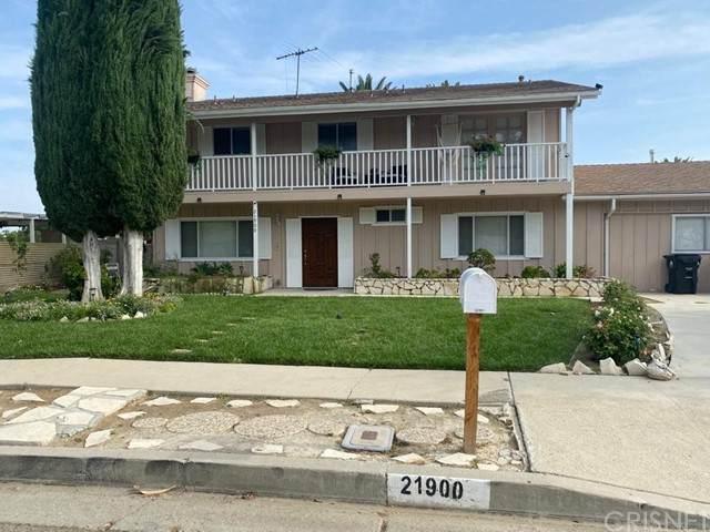 21900 Londelius Street, West Hills, CA 91304 (#SR21222007) :: Powell Fine Homes Group, Inc.