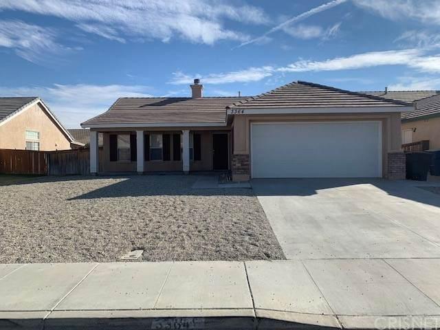 3364 Firebush Avenue, Rosamond, CA 93560 (#SR21225364) :: Vida Ash Properties | Compass