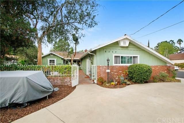 8553 Louise Avenue, Sherwood Forest, CA 91325 (#SR21225495) :: Vida Ash Properties | Compass