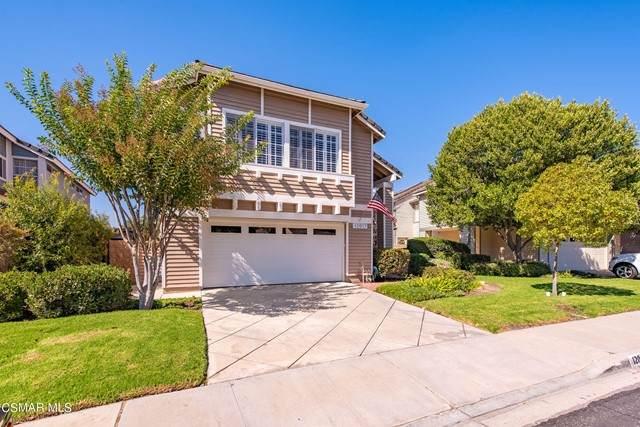 12017 Bubbling Brook Street, Moorpark, CA 93021 (#221005523) :: Mark Moskowitz Team | Keller Williams Westlake Village