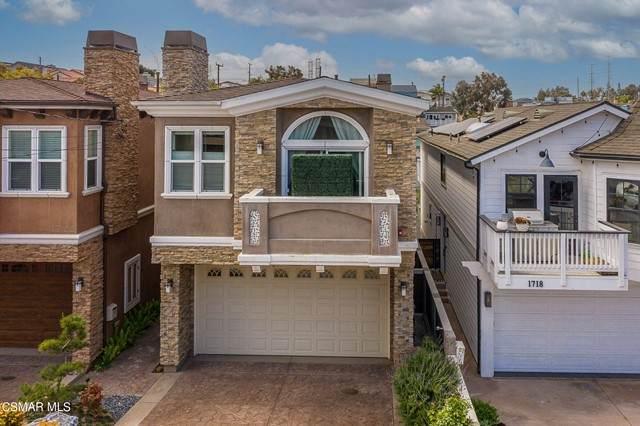 1720 Spreckels Lane, Redondo Beach, CA 90278 (#221005530) :: The Bobnes Group Real Estate