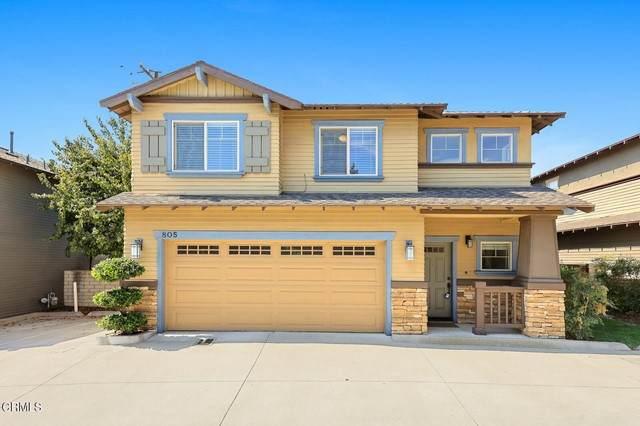 805 Sequoia Circle, Monrovia, CA 91016 (#P1-7042) :: The Bobnes Group Real Estate