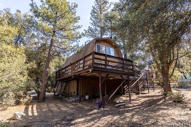 2409 Freeman Drive, Pine Mountain Club, CA 93222 (#SR21224102) :: Berkshire Hathaway HomeServices California Properties