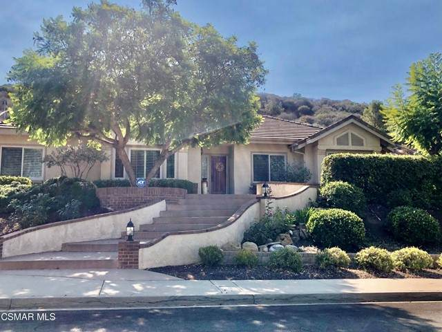 838 Spring Canyon Place, Newbury Park, CA 91320 (#221005534) :: Mark Moskowitz Team | Keller Williams Westlake Village