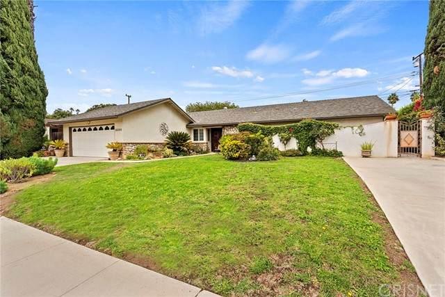 2334 Goldsmith Avenue, Thousand Oaks, CA 91360 (#SR21226319) :: Mark Moskowitz Team   Keller Williams Westlake Village