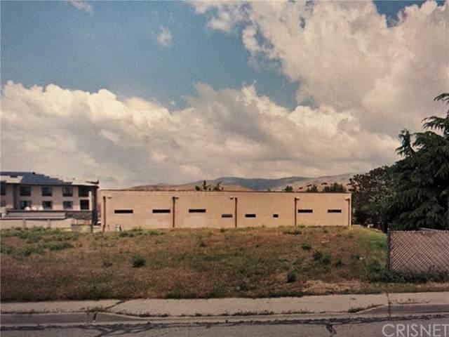 0 W E St, Tehachapi, CA 93561 (#SR21226426) :: The Bobnes Group Real Estate