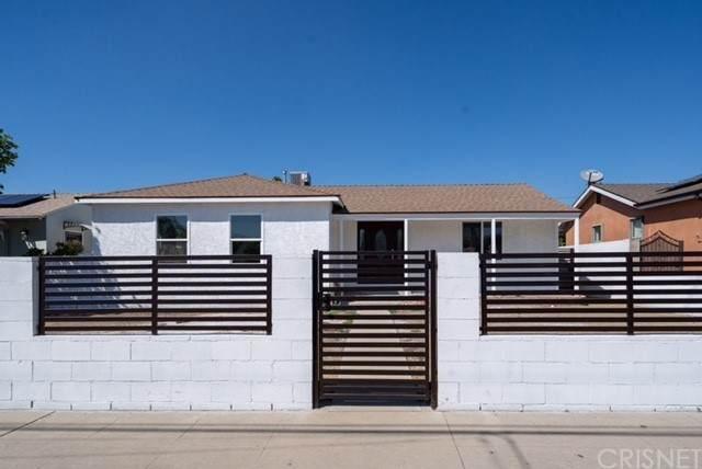 13347 Terra Bella Street, Pacoima, CA 91331 (#SR21226209) :: TruLine Realty