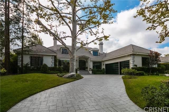 19218 Wells Drive, Tarzana, CA 91356 (#SR21225731) :: Lydia Gable Realty Group