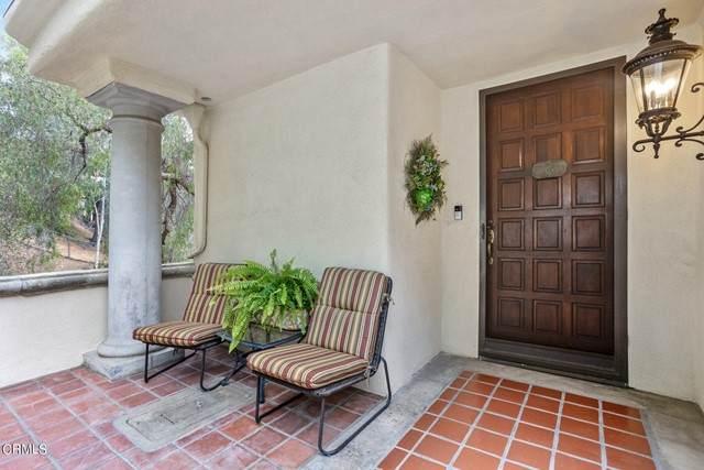 60 N Arroyo Boulevard, Pasadena, CA 91105 (#P1-7062) :: Berkshire Hathaway HomeServices California Properties
