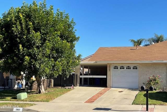 1963 Covington Avenue, Simi Valley, CA 93065 (#221005542) :: Vida Ash Properties | Compass